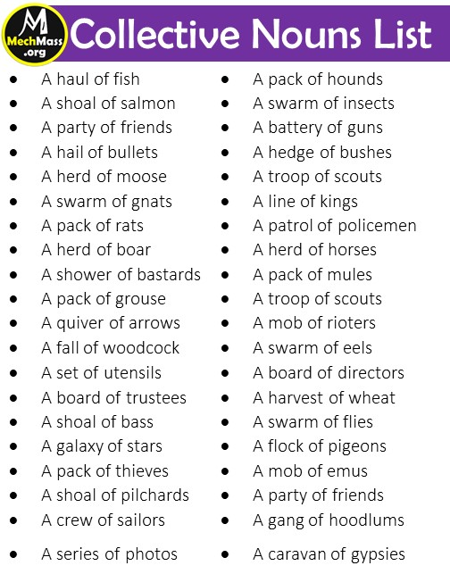 list of collective nouns (3)
